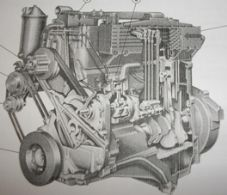 Cummins Automotive Diesel engines.Operation and Maintenance manual.